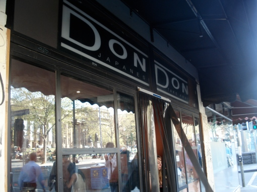 Don Don's by Tessa Mudge